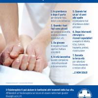 #Le mani giuste: l'8 settembre è la Giornata Mondiale della Fisioterapia