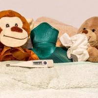 Con l'influenza bisogna stare a letto